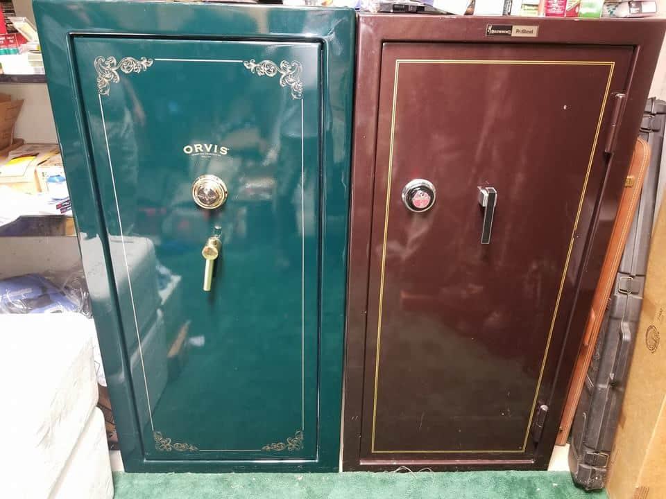 Danny's Lock & Key is a certified safe technician