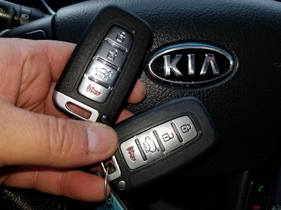 We programmed new proximity remotes to a Kia Sorento in Alto, Georgia
