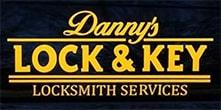 Danny's Lock & Key logo